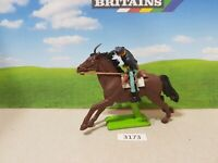 Britains ACW deetail Federal cavalry trooper with sword (lot 3173)