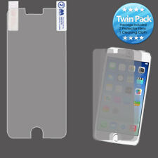 For Apple iPhone 6 Screen Protector Twin Pack Phone Cover