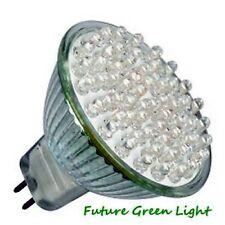 MR16 38 LED 12V 2.4W 92LM WHITE BULB ~30W