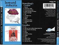 Something's Cookin'/Goodies by Howard Roberts (Guitar) (CD, Apr-2001, Euphoria)