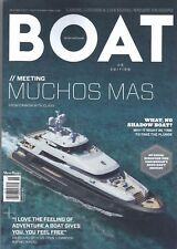 Boat International Magazine - November 2017