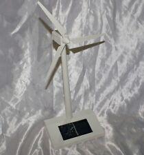 Pala eolica in miniatura arogeneratore da scrivania funzionante pannello solare