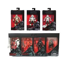 Star Wars Black Series 6 inch Exclusive Imperial Figures - NEW