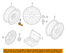 VW VOLKSWAGEN OEM 11-16 Jetta-Tire Wheel Valve Stem 839601361
