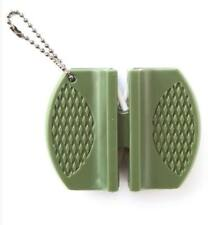 Afilador de cuchillos verde oliva Miltec caza