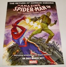 Poster - Amazing Spider-Man #25/Deadpool - Til Death Do Us... - VF - SALE!!!