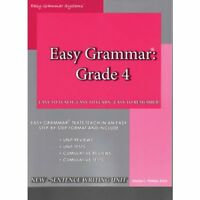 Easy Grammar 4 - Teacher Edition by Phillips, Wanda C.