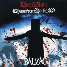 Balzac - Deep Blue: Chaos from Darkism [New CD] Bonus DVD, Bonus Tracks