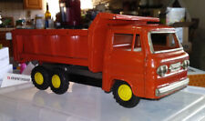 Corvair FC Dump Truck, Yonezawa 1960s Tin plate Retro toy, nice condition rare 1