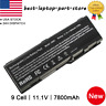 7800mAh 9Cell BATTERY FOR DELL INSPIRON 9200 6000 9300 9400 U4873 D5318 G5260 US