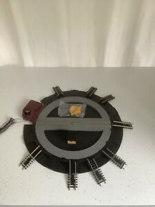 Hornby R070 Electric Motorised Turntable, unused, boxed in excellent condition.