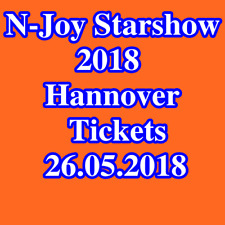 Tickets - N-JOY STARSHOW 2018 -  HANNOVER - 26.05.2018 - Macklemore / Expo Plaza