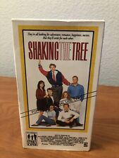 Shaking the Tree VHS Screener Courtney Cox Preview 1990 Drama