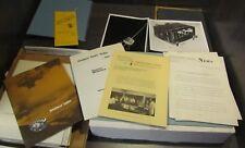 1976 Amateur Radio Today Press Kit Photos Oscar Satellites Program News Release