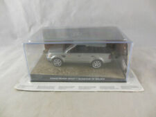 GE Fabbri James Bond 007 Car Collection Range Rover Sport Quantum of Solace