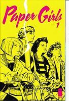 Paper Girls 1 NM Optioned 1st Print Brian K Vaughan Image Comics