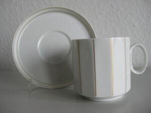 Rosenthal Polygon Korfu  ♥ Kaffeetasse & Untertasse ♥ 2 tlg. Gedeck ♥