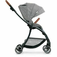 NEW HAUCK EAGLE 4 S 2 WAY FACING PUSHCHAIR PRAM BUGGY+RAINCOVER IN MELANGE GREY