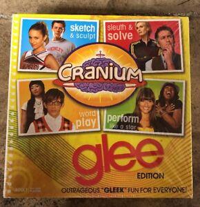 Cranium Board Game - Glee Edition - New Sealed