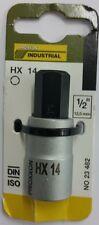 "Proxxon 23482 1/2"" Innensechskant Inbus Einsatz Nuss 14mm HX14 55 mm lang"