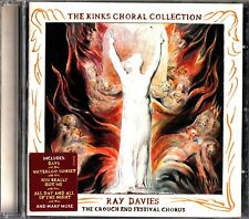 RAY DAVIES: The Kinks Choral Collection- 2009 CD- Crouch End Festival Chorus