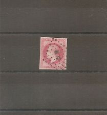 TIMBRE COLONIE GENERALE FRANKREICH 1871 N°10 OBLITERE USED COCHINCHINE
