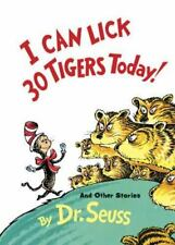 I Can Lick 30 Tigers Today! Dr. Seuss  (HC-1969-1st)