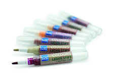Lederfarbe von BCB im Stift, Lederstift für MASERATI grigio medio