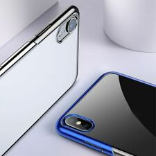 Transparent Phone Case For iPhone 11 Pro Max XR X XS MAX 7 8 Soft TPU Cases