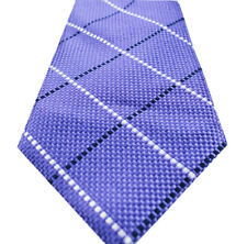 NEW MENS TOMMY HILFIGER NATTE WINDOW PURPLE SILK NECK TIE $65