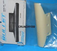 Traxxas Bumper White Bullet TRX-10 1625 Vintage RC Part