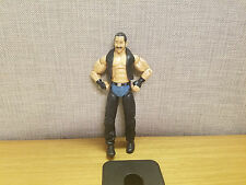 Jakks Pacific 2005 WWE Jimmy Wang Yang action figure, nice shape!