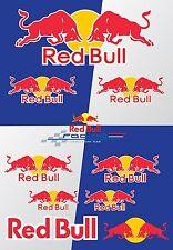 Red Bull 45x30 cm Moto premium Deco Big stickers