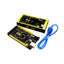 KEYESTUDIO MEGA 2560 R3 ATMEGA16U2 ATMEGA2560-16AU Board + Cable for Arduino DIY