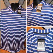 NWT $70 Nike Golf Breathe Dri-Fit Short Sleeve Polo Shirt  Size XXL 833065 480