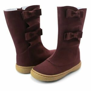 NIB LIVIE & LUCA Shoes Boots Bobbie Bordeaux Burgundy Eco Friendly 10 11 12