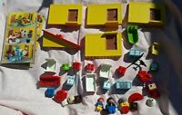 Retro Vintage LEGO Duplo 2760 House Set 1986 Complete with accessories & figures