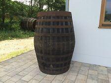 Regentonne Wasserfass 700L Holzfass Weinfass Eichenfass
