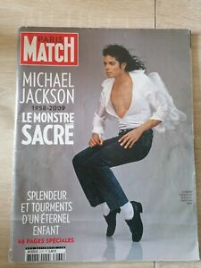 """Paris Match """"Michael Jackson"""""""