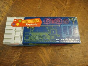 HO Scale Roundhouse Products, Ore Car Kit #1427 B&O Railroad