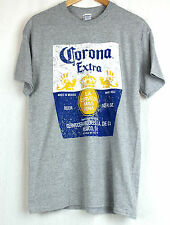 Corona Extra Grey T Shirt Genuine Apparel Size XXL