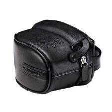 Taschen und Schutzhüllen für Mittelformat Kamera aus Leder
