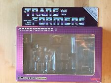 Transformers G1 (empty) BOX/BUBBLE Twincast Collector's Edition e-Hobby