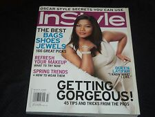 2005 MARCH IN STYLE MAGAZINE - QUEEN LATIFAH FRONT COVER - FASHION - J 2966