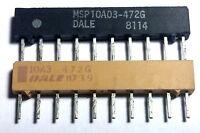 5x Dewitron 470 miliohm mOhm R470 1/% 30W Current Sense Resistor FPR 2-T218B 0.47