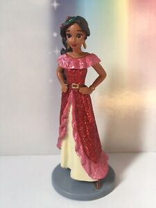 """Disney Store Princess Elena of Avalor 3.5"""" ELENA Figure Cake Topper VGUC"""