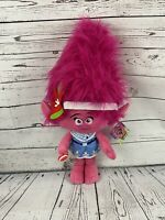 Princess Poppy Pink Trolls Movie Dreamworks 27in Stuffed Troll Plush Doll Toy