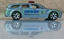 Matchbox Mb680 - Dodge Magnum - Sheriff - Brazos County - Die Cast - Aprox 1:64