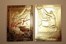 MICHAEL JORDAN 1996-97 Skybox EX-2000 Credentials Gold Card GOLD BORDER * BOGO *