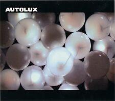 Autolux Future Perfect RARE promo sticker '08